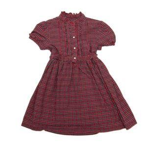American Living Girl's Plaid Dress